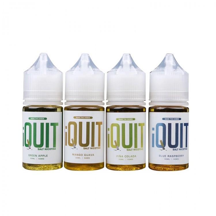 iQuit Salt Nicotine - 30ML