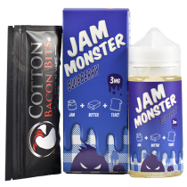 Jam Monster – Blueberry - 100ML