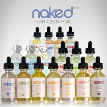 Naked 100 - 60ML - All Flavors!
