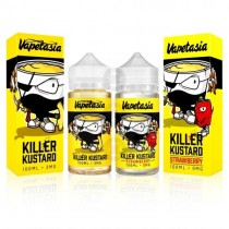 Vapetasia - Killer Kustard - All Flavors!